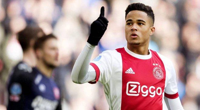 Клюйверт-младший и еще 4 новичка вызваны в сборную Нидерландов