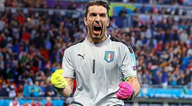 Буффон викликаний у збірну Італії на товариські матчі проти Аргентини та Англії