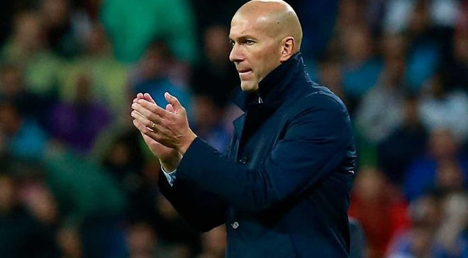 Зідан: Шанси Реала і Ювентуса рівні