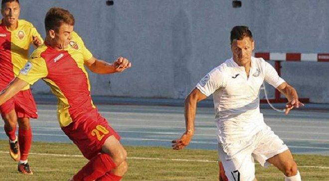 Олімпік – Зірка – 0:1 – відео гола та огляд матчу