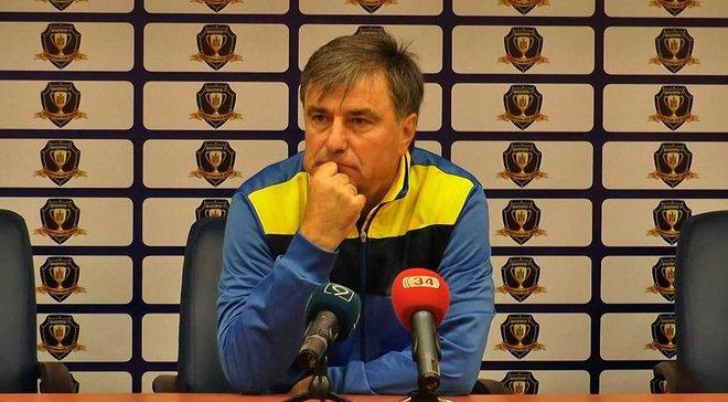Олег Федорчук: В нашем футболе безграмотные и трусливые эксперты