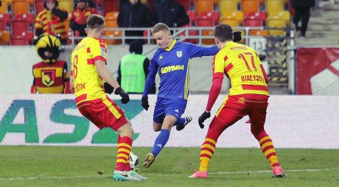 Ягеллония Романчука драматично вырвала победу над Аркой Богданова