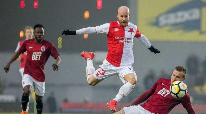 Славія Соболя, поступаючись 0:3, вирвала нічию у матчі проти Спарти