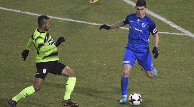 Стандард Лучкевича обіграв Генк Маліновського та здобув Кубок Бельгії