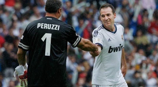 Легенди Реала зіграють проти легенд Арсенала влітку