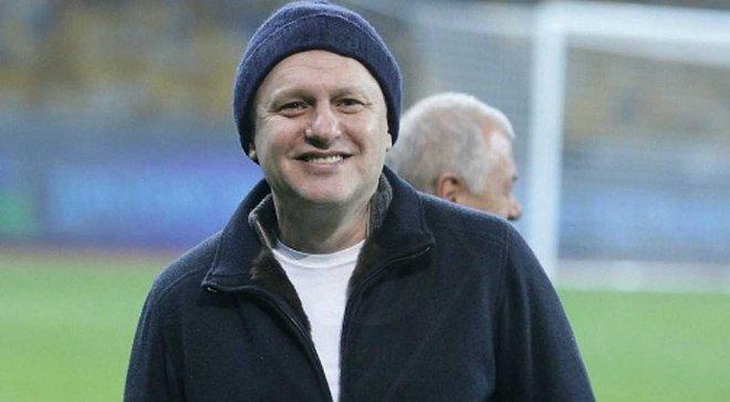 Суркіс хоче придбати Динамо Бухарест, – румунські ЗМІ