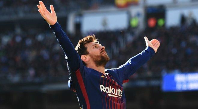 Месси – первый, кто забивал 25 мячей в 9 сезонах Ла Лиги
