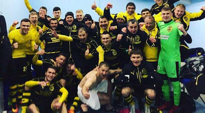 Первая лига: Рух одолел Жемчужину, Колос забил 4 гола в ворота Оболонь-Бровар