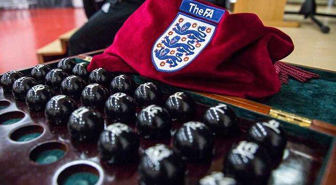 Жеребьевка 1/2 финала Кубка Англии: стали известны результаты