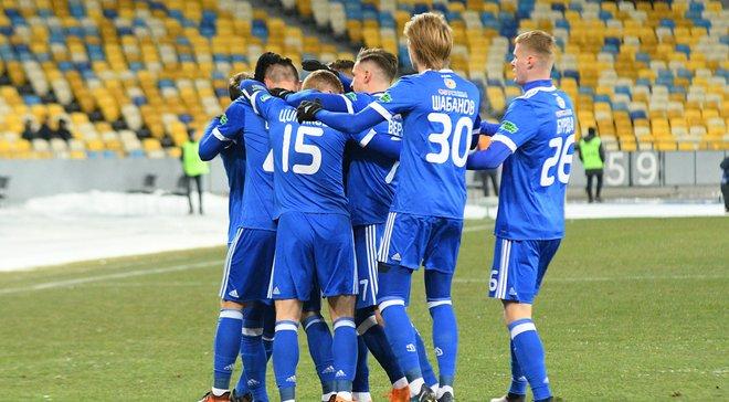 Динамо – Ворскла – 4:0 – видео голов и обзор матча