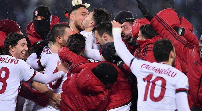 Гаттузо показательно наказал Калинича, а Милан устанавливает удивительные достижения