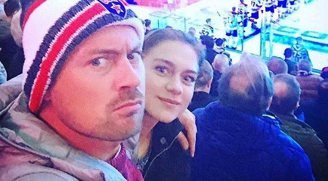 Мілевський опублікував зворушливе фото з сестрою після виходу у півфінал Кубка Білорусі