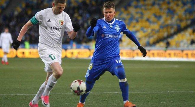 Ротань: Молодые игроки Динамо хорошо работают