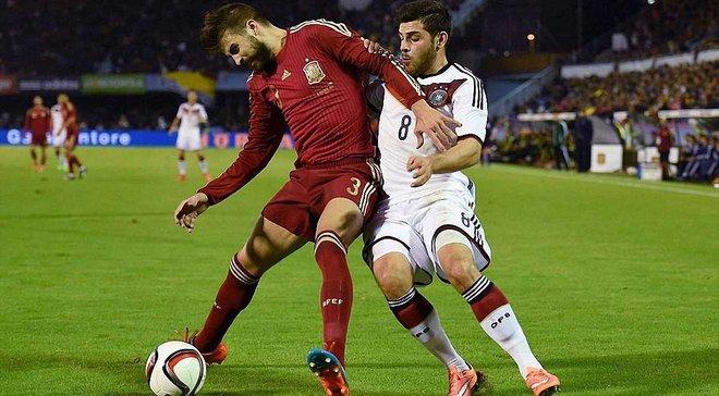 Німеччина – Іспанія: прогноз на товариський матч