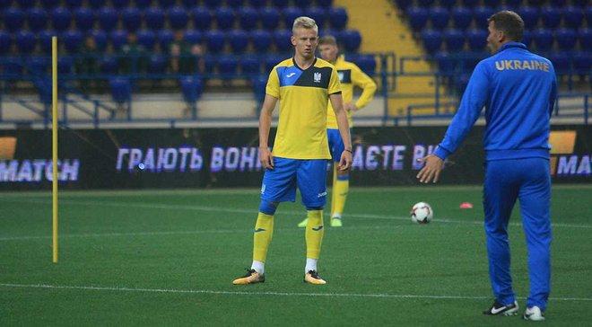 Зинченко: У нас цель всегда одна – побеждать