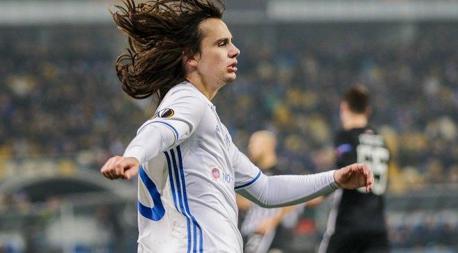 Шапаренко: Рад вызову в молодежную сборную