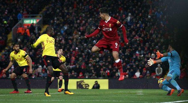 Фирмино: У Ливерпуля хорошее взаимопонимание в атаке