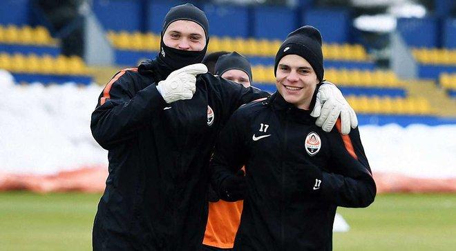 Малишев повернувся у загальну групу
