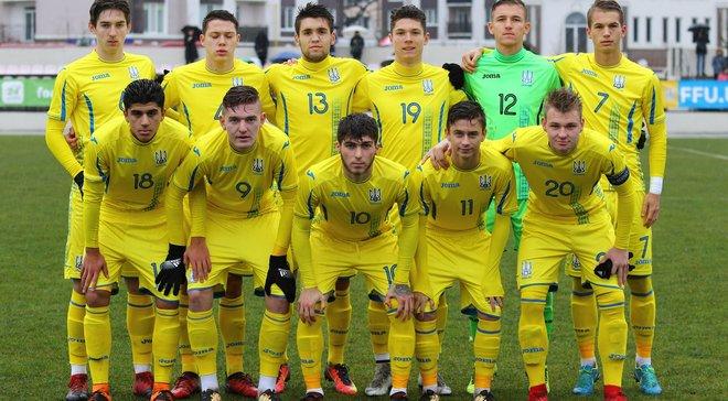 Нападник Динамо приніс збірній Україні U-18 перемогу над австрійцями