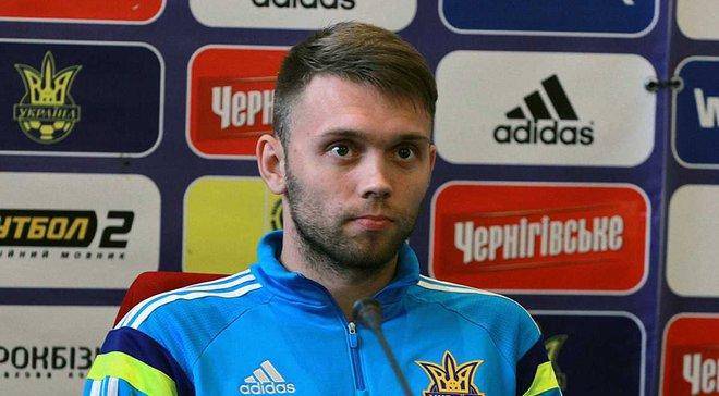 Караваев: Атмосфера в команде очень позитивная