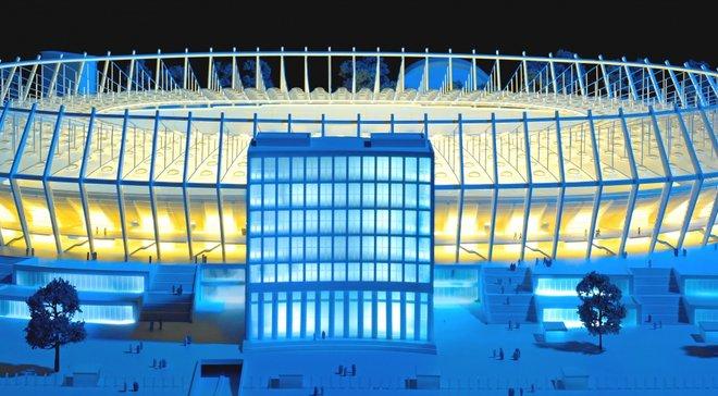 НСК Олимпийский будет закрыт 14 апреля для подготовки к финалу ЛЧ
