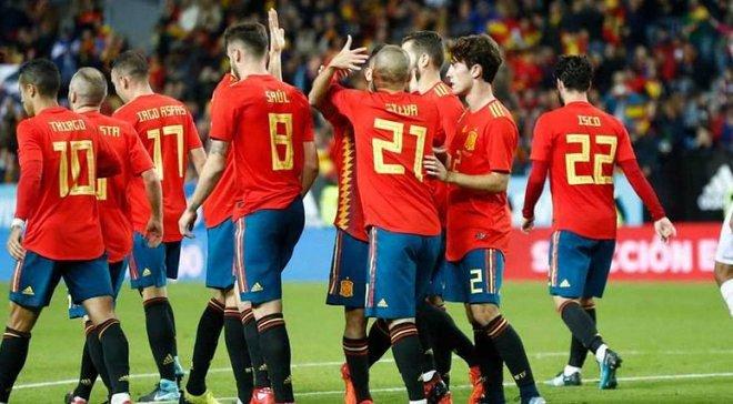 Збірна Іспанії проведе товариський матч проти Тунісу 9 червня
