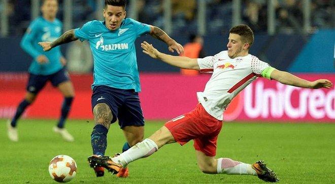 УЕФА открыл дело в отношении Зенита по итогам повторной игры с Лейпцигом в Лиге Европы