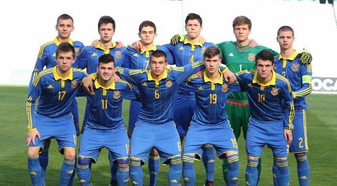 Україна U-19 зіграла внічию зі Швецією у першому матчі відбору на Євро-2018
