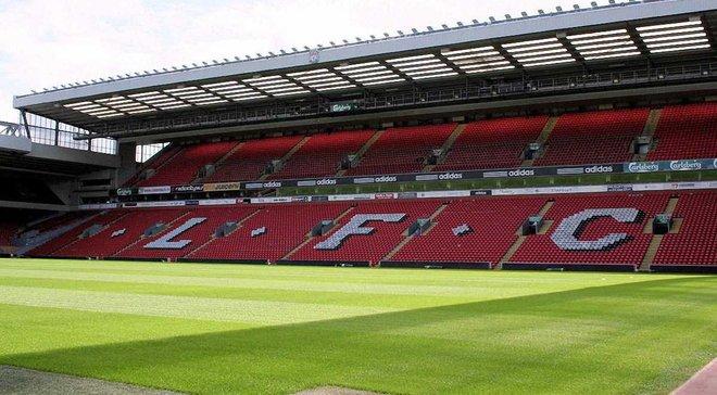 """У суботу на """"Енфілді"""" відбудеться матч між командами ветеранів Ліверпуля і Баварії"""