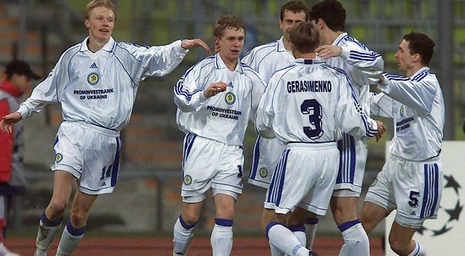 Ретро дня. 18 лет назад Динамо одержало легендарную победу над Баварией в Лиге чемпионов