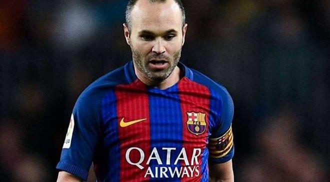 Иньеста выразил собственное мнение относительно возможного перехода Неймара в Реал