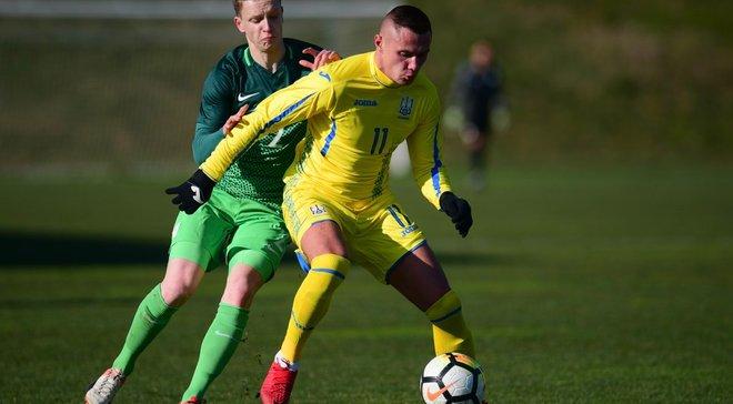 Збірна України U-21 перемогла Словенію у товариському матчі