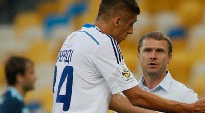 Ребров: У Хачеріді був конфлікт з усіма тренерами