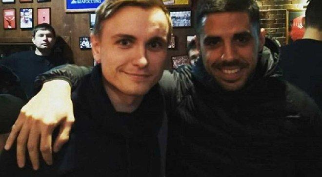 Маркевич, Смалійчук, Друді і Федецький відвідали ретропоказ матчу Карпати – Динамо