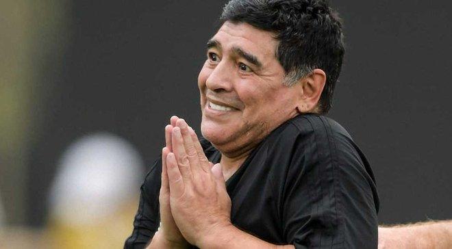 Марадона: Верю, что Наполи выиграет Скудетто