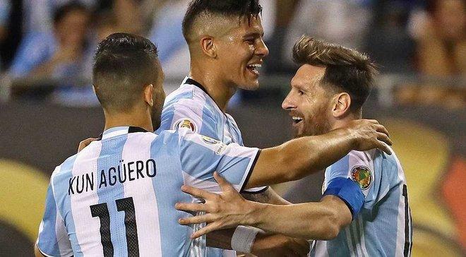 Італія – Аргентина: Мессі ризикує пропустити матч