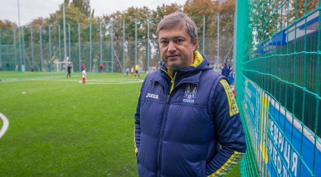 """Проект ФФУ """"Відкриті уроки футболу"""" стартує в Запоріжжі 26 березня"""