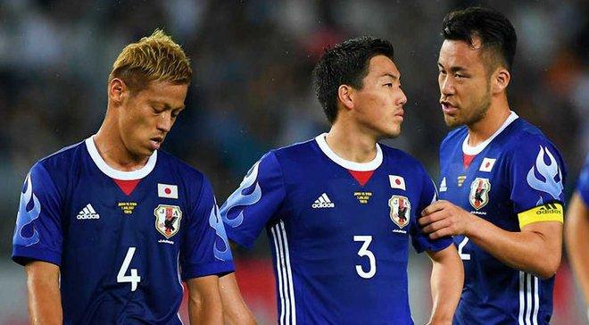 Сборная Японии вырвала ничью в товарищеском матче против Мали