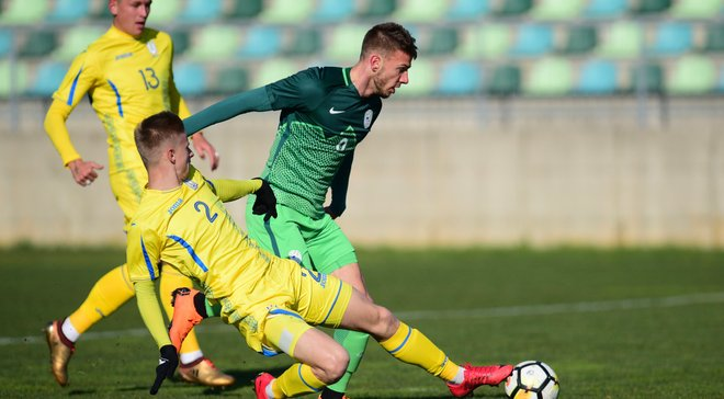 Словения U-21 – Украина U-21 – 2:3 – видео голов и обзор матча