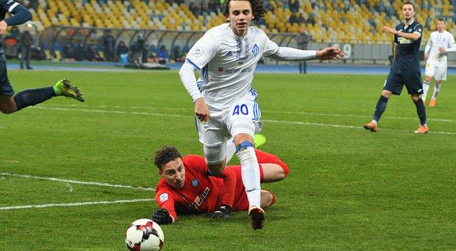 Шапаренко не зіграє за молодіжку через проблеми з візою