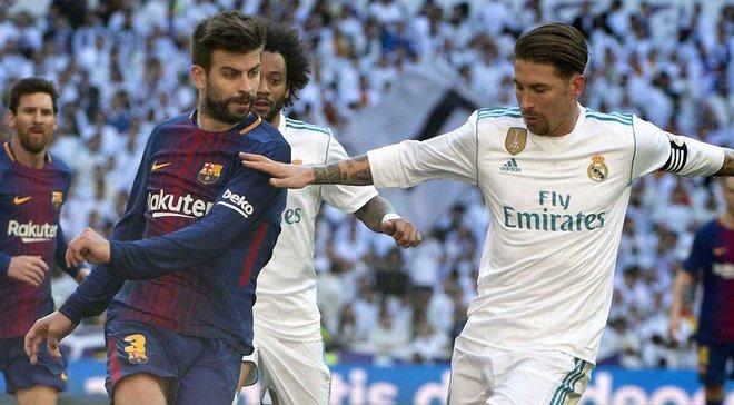 Пике признался, чем игроки Барселоны и Реала занимаются в закрытом чате, созданном им