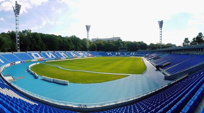 Динамо зіграє решту домашніх матчів сезону на стадіоні імені Лобановського