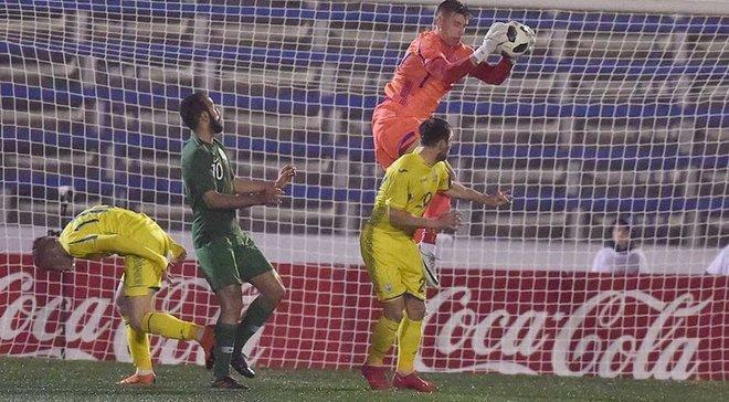Головні новини футболу 23 березня: Україна не обіграла Саудівську Аравію, топ-матчі в Європі, трансфер Ібрагімовіча