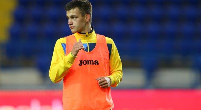 Лунін, Шепелєв і Коваленко в суботу приєднаються до молодіжної збірної України