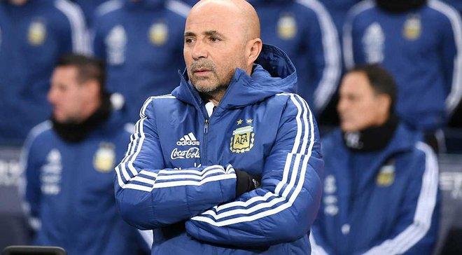 Сампаолі: Збірна Аргентини відкрита для Дибали та Ікарді