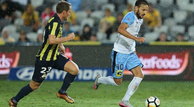 Нінковіч забив черговий гол за Сідней