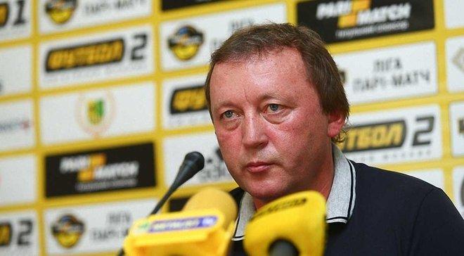 Шаран: В українському футболі немає справедливості, все вирішує одна людина