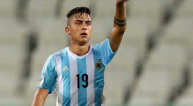 Брат Дибали розкритикував керівництво збірної Аргентини