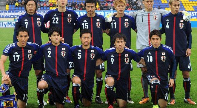 Збірна Японії провела відкрите тренування
