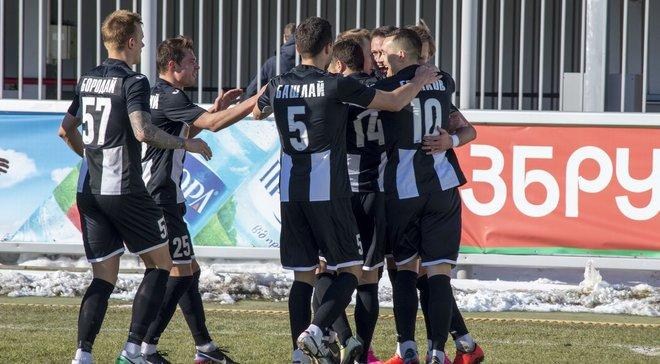 Первая лига: Полтава одолела Черкасский Днепр, Балканы вырвали победу у Колоса